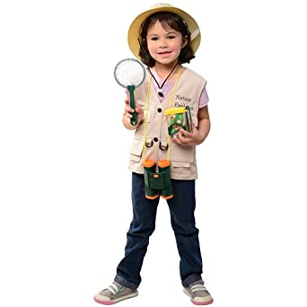 Amazon.com Classroom Career Outfit- Nature Explorer - Complete Set for Your Little Explorer ...