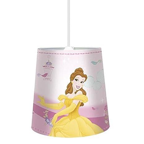 Decofun 82412 lámpara pantalla Incluye Capacidad Princesas ...