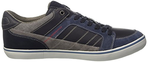 Geox Mens M Box 25 Fashion Sneaker Blu / Navy Leggero