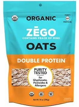 ZEGO Alimentos Excepcionales de aves, orgánico, vegano ...