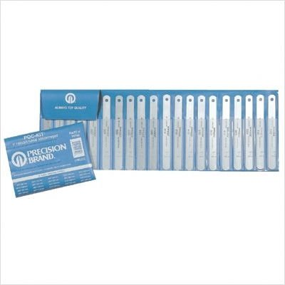Feeler Gage Set, 20 PC
