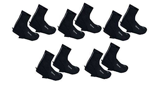 Gore Bike Wear Men's Road Gore-Tex Thermo Overshoes, Black, 4.5-6.0