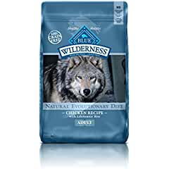 Wilderness Blue Buffalo High Protein Dog Food