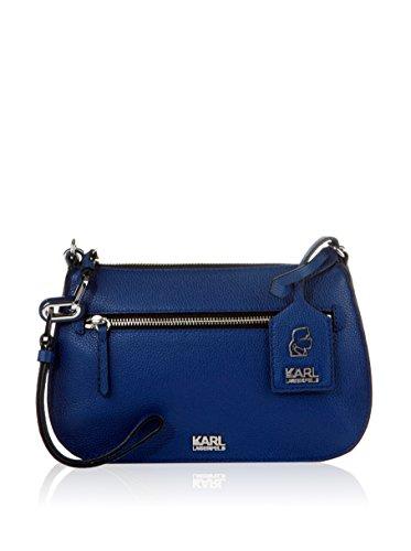 Bag Cross Body blue Karl Lagerfeld blue Women's xafwIwq