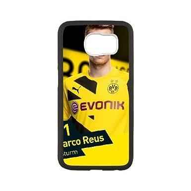 Samsung Galaxy S6 Phone Case White Marco Reus QY7980350