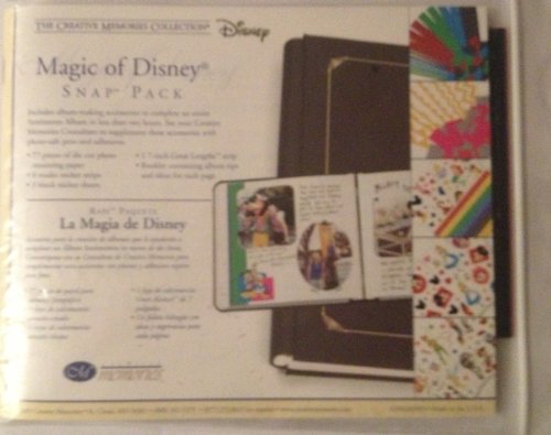 Discontinued Snap Pack: Magic of Disney