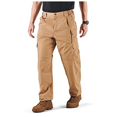 5.11 Tactical Men's Taclite Pro Lightweight Performance Pants, Cargo Pockets, Action Waistband, Style 74273