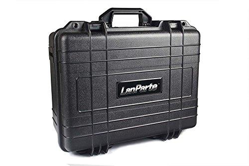 Lanparte ASC-02 ABS Protection Suitcase (Black)