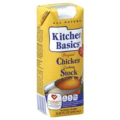 Kitchen Basics Stock Chckn Gf, 8.25 Oz