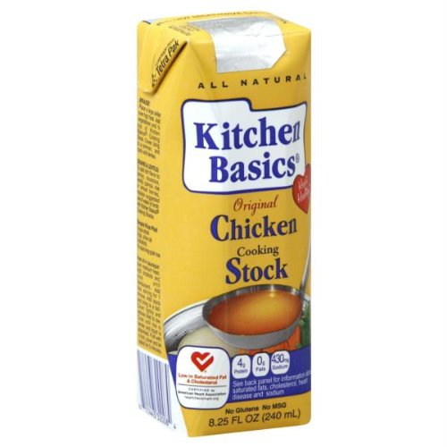 KITCHEN BASICS STOCK CHCKN GF, 8.25 ()
