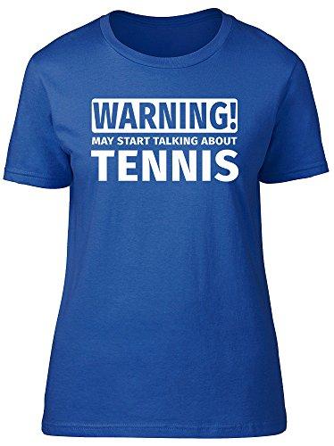 Shopagift - Camiseta - para mujer Azul