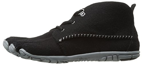 CVT Fivefingers Wool Grey Black Women q41Sxn1
