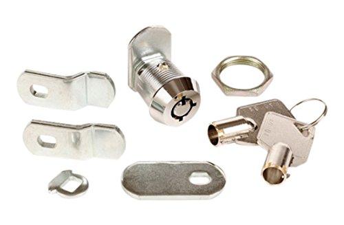 Lock 510 - CCL Security 51033 Sesamee C-510-XS C-510-S Die Cast Tubular Cam Lock