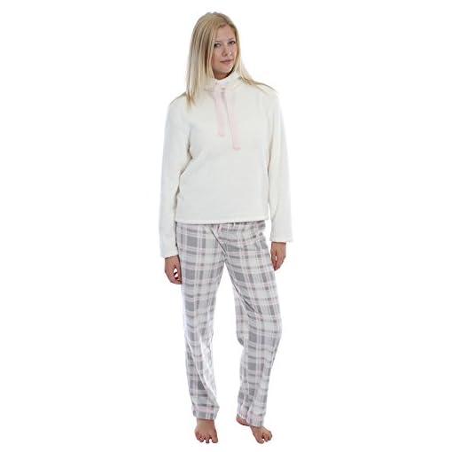 Cotton-Trend-Pigiama-due-pezzi-Donna