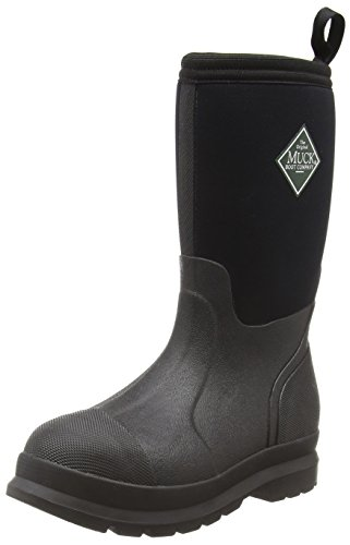 Muck Boot MuckBoots Kids' Chore Snow Boot, Black, 2 M US Little Kid by Muck Boot