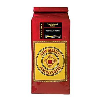 New Mexico Piñon Coffee Traditional Piñon, Whole Bean, 12oz