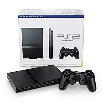 sony playstation 2 slim. playstation 2 slim console - black sony