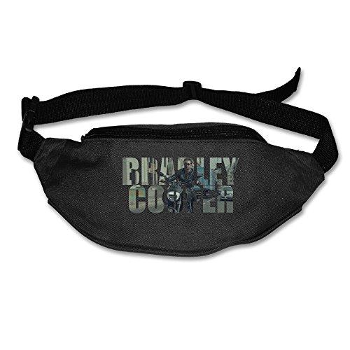 XJBD Men's&Women's Waist Pack Bradley Cooper Pouch Pocket - Cooper Bradley Style