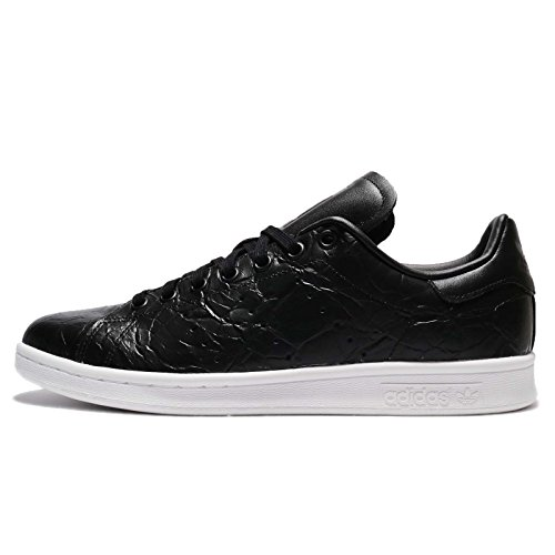 Adidas Heren Stan Smith, Zwart / Wit Zwart / Wit