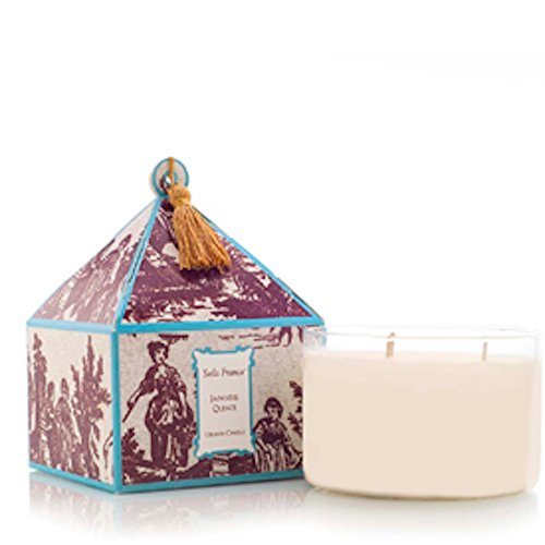 (Seda France - Japanese Quince 3 Wick Candle)