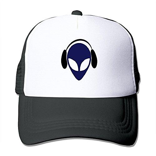 - Unisex Caps Black Alien Baseball Hat Sports Kangol Hats