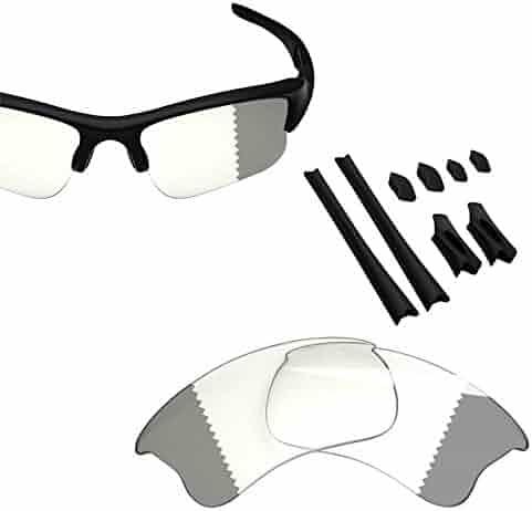 e7060cb6aa02 BlazerBuck Anti-salt Polarized Replacement Lenses for Oakley Flak Jacket XLJ
