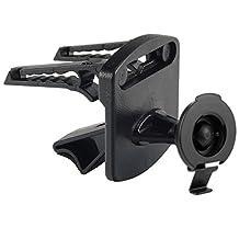"Navitech Car Windscreen Suction mount Ball and back plate clip For The Garmin Garmin Zumo 340LM / Garmin Zumo 390LM"" / Garmin dezl 570LMT-D / Garmin Zumo 590LM"" / Garmin nuvi 57LMT / Garmin nuvi 58LMT"" / Garmin nuvi 67LMT / Garmin nuvi 68LMT"" / Garmin dezlCam / Garmin uviCam "" / Garmin Camper 660 LMT-D "" / Garmin Camper 760 LMT-D / Garmin Camper 770 LMT-D"