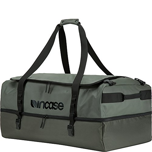 Incase Tracto Split Duffel L (Anthracite) by INCASE