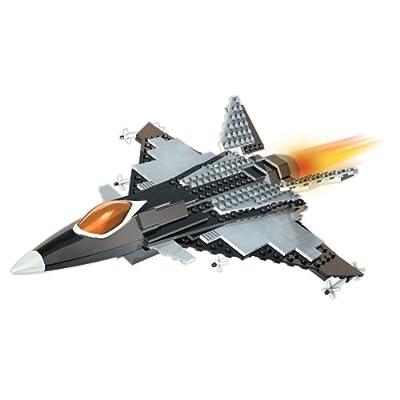 Mega Bloks Fighter Jet: Toys & Games