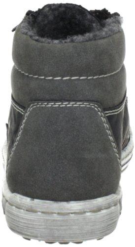 Sneakers Rieker Granit 42 Hohe 38034 Grau Herren Dust tqqBw6
