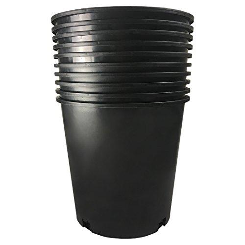 1 2 gallon plastic pot - 3