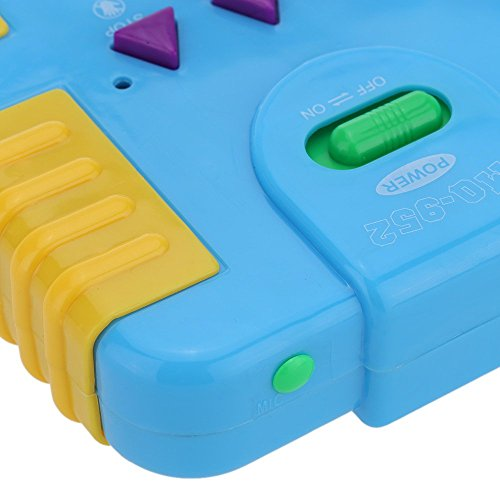 Andoer 31 Keys Multifunction Mini Electronic Keyboard Music Toy Educational Cartoon Electone Gift for Children Kids Babies Beginners