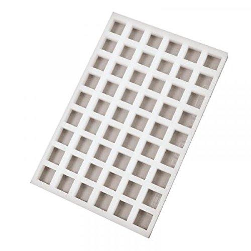 PADERNO - Stampi In Silicon Per Praline Quadrato Mm 23x23