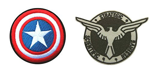 Outlander Gear Marvel Comics Avengers Captain America Shield Agents of Shield Strategic Reserve 3