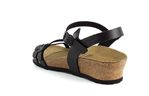 Papillio Sandale Lana Cognac Gr. 36-43 1008774 Schwarz