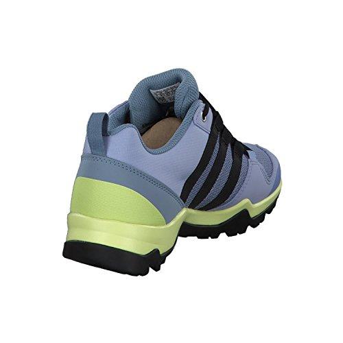 adidas Unisex-Kinder Terrex Ax2r CP K Trekking-& Wanderhalbschuhe blau (Azutiz / Negbas / Seamhe 000)