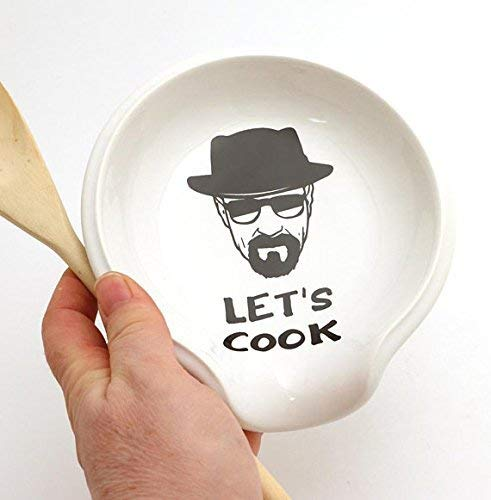 Breaking Bad Parody Spoon Rest
