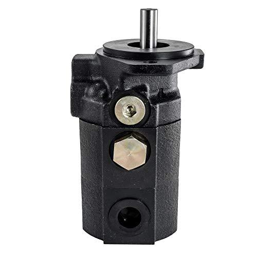 (Max Motosports Hydraulic Two 2 Stage Gear Pump 22 GPM Logsplitter Hi Lo Haldex 1300488)