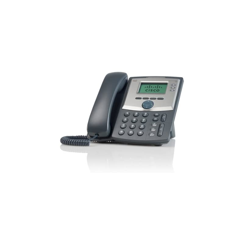 Cisco SPA303-G1 3 Line IP Phone with Dis