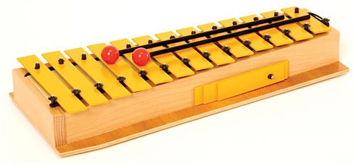 Studio 49 Series 1600 Orff Glockenspiels, Diatonic Alto Unit Only, Gad