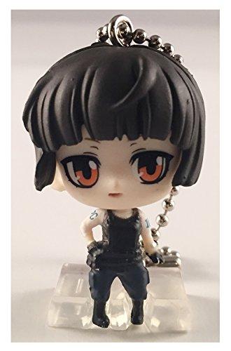 - Psycho-Pass 3D Mini Figure Keychain ~ Akane Tsunemori