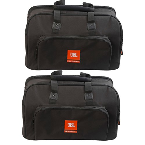 JBL EON610 Deluxe Speaker Carry Bag Pair by JBL