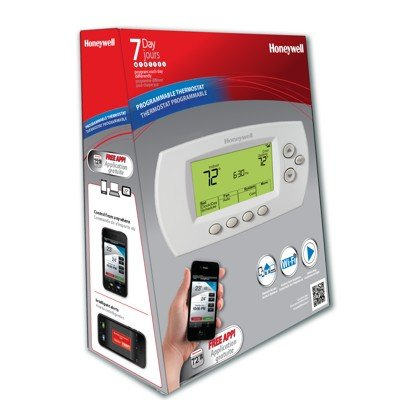 Honeywell Wi-Fi Programmable Thermostat
