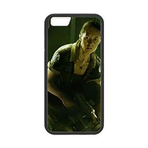 Alien Isolation 2 funda iPhone 6 4.7 Inch caja funda del teléfono celular del teléfono celular negro cubierta de la caja funda EVAXLKNBC34153