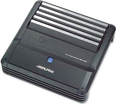 Alpine V-Power MRP-M450 - Amplifier - 1-channel (98 Cherokee Stereo Alpine)