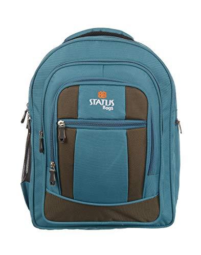 Status School Bags/Traveler Back  Sky Blue