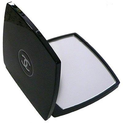 06603e4c2dfc CHANEL(シャネル) ダブルミラー ミロワールドゥーブルファセット コンパクトミラー【ショップバッグ付】