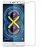 Honor 6X Premium Tempered Glass,9H Hardness,2.5D Curved Edge,Ultra Clear,Anti-Scratch,Bubble Free,Anti-Fingerprints & Oil Stains Coating (BUY 1 GET 1 FREE)