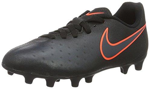 Nike Jungen Jr Magista Ola Ii Fg Fußballschuhe Schwarz (Black/Black)