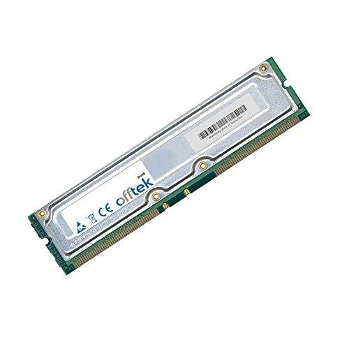 512MB RAM Memory 184 Pin Rambus Rimm - 800MHZ - Non-ECC - OFFTEK ()